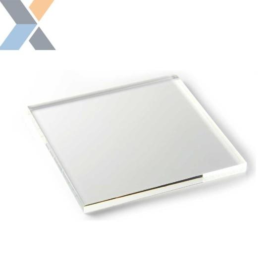 Acrylaat plaat glashelder XT 5 mm dik (Plexiglas, PMMA)